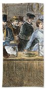 Suffrage: Woodhull Sisters Beach Towel
