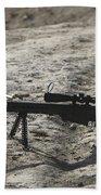The Barrett M82a1 Sniper Rifle Beach Sheet
