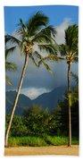 Tropical Beauty Beach Towel