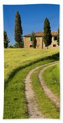 Tuscany Villa Beach Towel