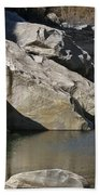 Valle Maggia Beach Towel