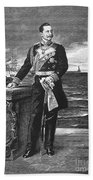 William II Of Germany Beach Towel