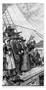 William Penn (1644-1718) Beach Towel