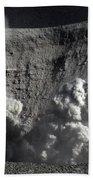 Yasur Eruption, Tanna Island, Vanuatu Beach Towel