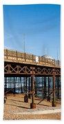 Hastings Pier Beach Towel