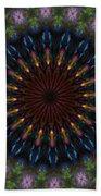 10 Minute Art 120611a Beach Towel