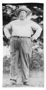 William Howard Taft Beach Towel