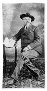 William F. Cody (1846-1917) Beach Towel