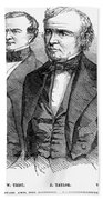 Zachary Taylor (1784-1850) Beach Towel