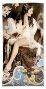 Goddess Beach Towel