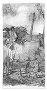 France: Revolution Of 1848 Beach Towel