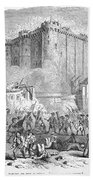 French Revolution, 1789 Beach Towel