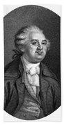 Louis Xvi (1754-1793) Beach Towel