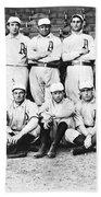 1902 Philadelphia Athletics Beach Sheet