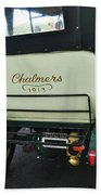 1913 Chalmers - Detroit Beach Towel