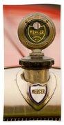 1921 Mercer Series 5 Raceabout Motometer Beach Towel