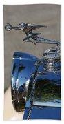 1930 Packard Model 740 Phaeton Beach Towel