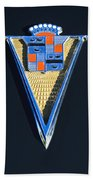 1940 Cadillac Emblem Beach Sheet