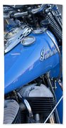 1948 Indian Chief Motorcycle Beach Sheet