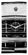 1956 Packard Caribbean Custom Cvt Beach Towel