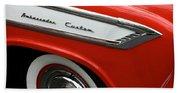 1957 Nash Ambassador Custom Beach Towel