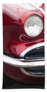 1962 Corvette Beach Towel