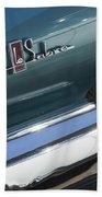 1965 Buick Lasabre Emblem Beach Towel