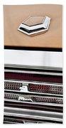 1966 Ford Thunderbird Beach Towel by Gordon Dean II