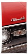 1968 Oldsmobile Cutlass Supreme Beach Towel