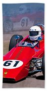 1969 Lotus 61 Formula Ford Beach Towel