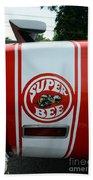 1970 Dodge Super Bee 1 Beach Towel
