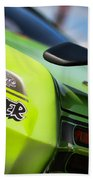 1971 Plymouth Duster Twister Beach Towel