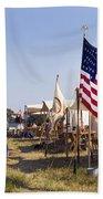 1st New York Artillery Beach Towel