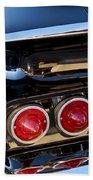 1959 Chevrolet El Camino Taillight Beach Sheet
