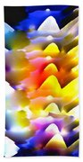 Abstract 61 Beach Towel