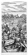 Amerigo Vespucci (1454-1512) Beach Towel