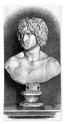 Arminius (c17 B.c.-21 A.d.) Beach Towel