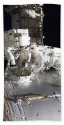 Astronauts Participate Beach Towel