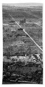 Atomic Bomb Destruction, Hiroshima Beach Towel