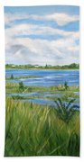 Bayville 1 Beach Towel