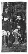 Civil War: Custer, 1862 Beach Towel