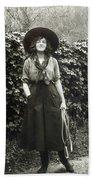 Elsie Janis (1889-1956) Beach Towel