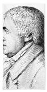 Franz Mesmer, German Physician Beach Towel