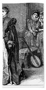 John Knox (1505-1572) Beach Towel