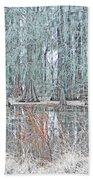Lake Martin Swamp Beach Towel