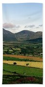 Mourne Mountains, Co. Down, Ireland Beach Towel