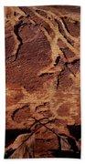 Natural Carvings Beach Towel
