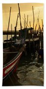 Palaffite Port Beach Towel