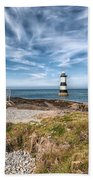Penmon Point Beach Towel