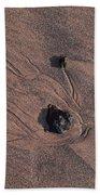 Sandmaps Beach Towel